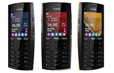 Gambar Nokia X2-02