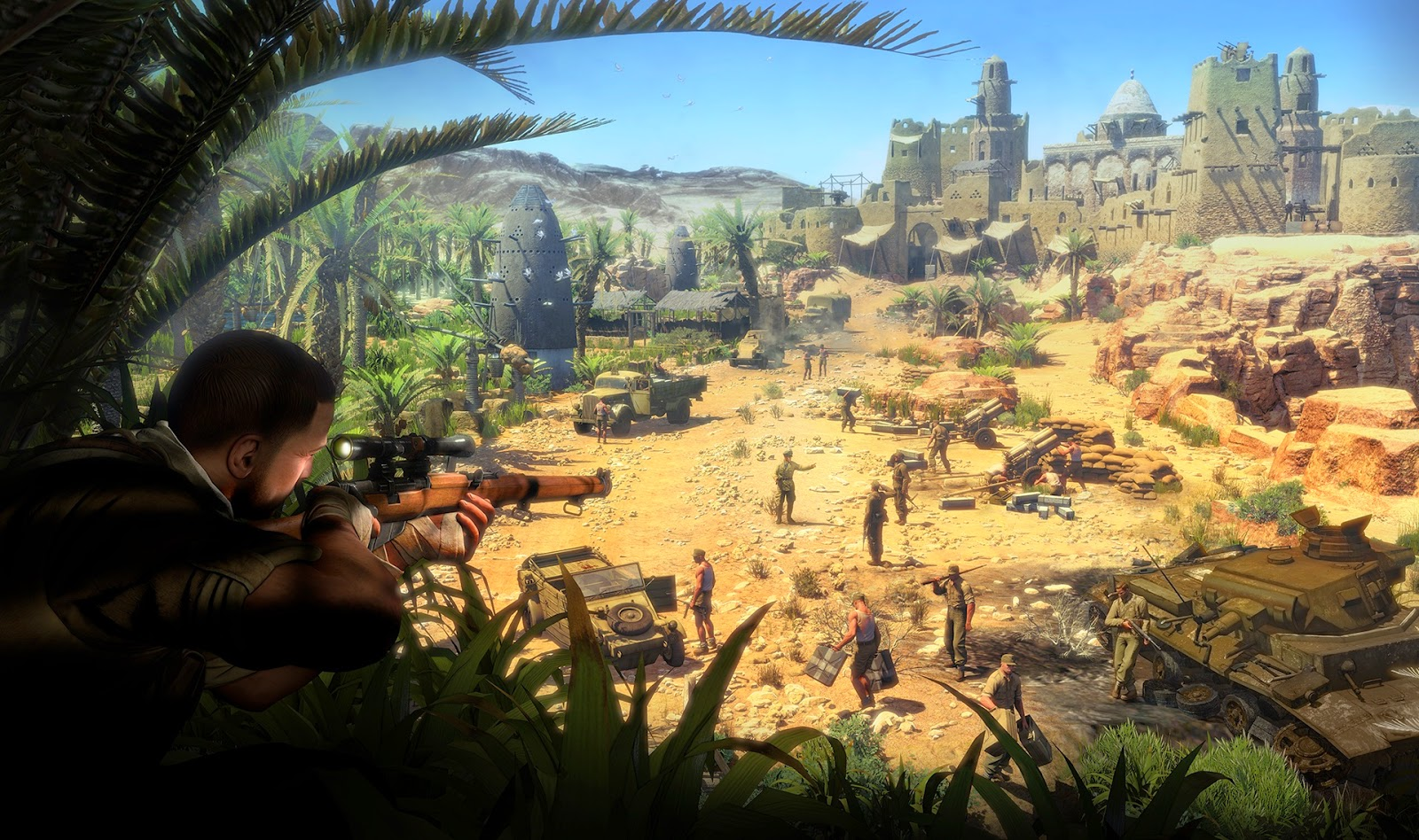 videojuego shooter accion tercera persona