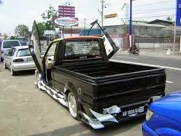 Modifikasi Mobil Carry