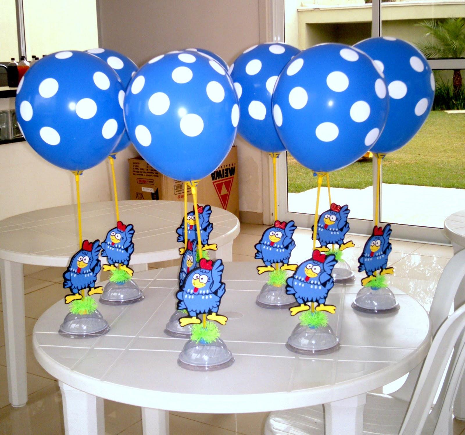 So  Alegria Decora  Ao De Festas Infantis