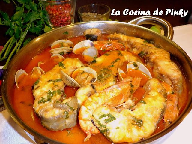 CONGRIO CON ALMEJAS Y LANGOSTINOS  Congrio+con+almejas+y+langostinos+2+%5B1600x1200%5D