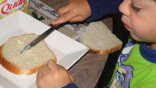 preparando meu pão