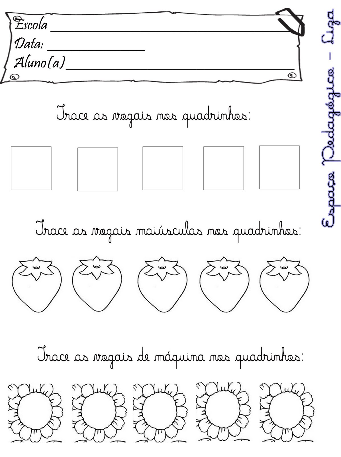 Credito  Espa  O Pedagogico
