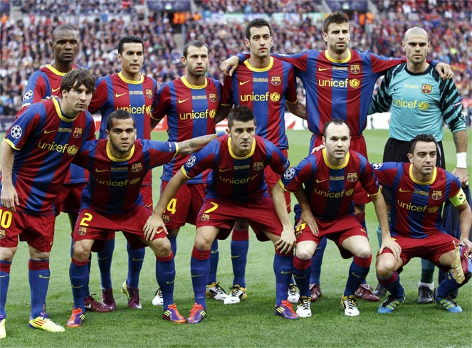 barcelona fc 2011 logo. FC BARCELONA Champions 2011