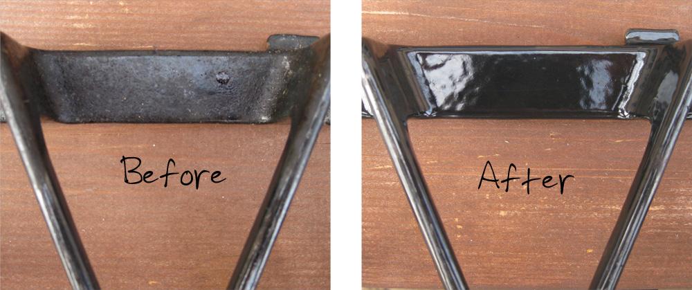 team fuller how to clean stove top grates. Black Bedroom Furniture Sets. Home Design Ideas