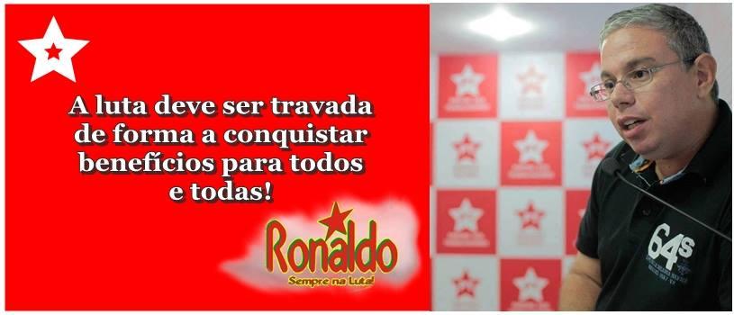 Ronaldo Sempre Na Luta