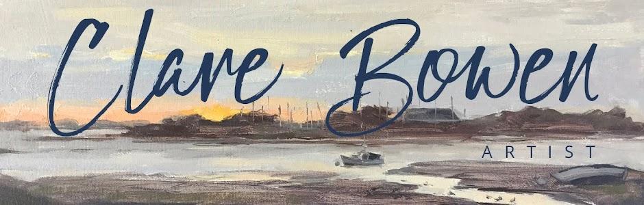 Clare Bowen Artist