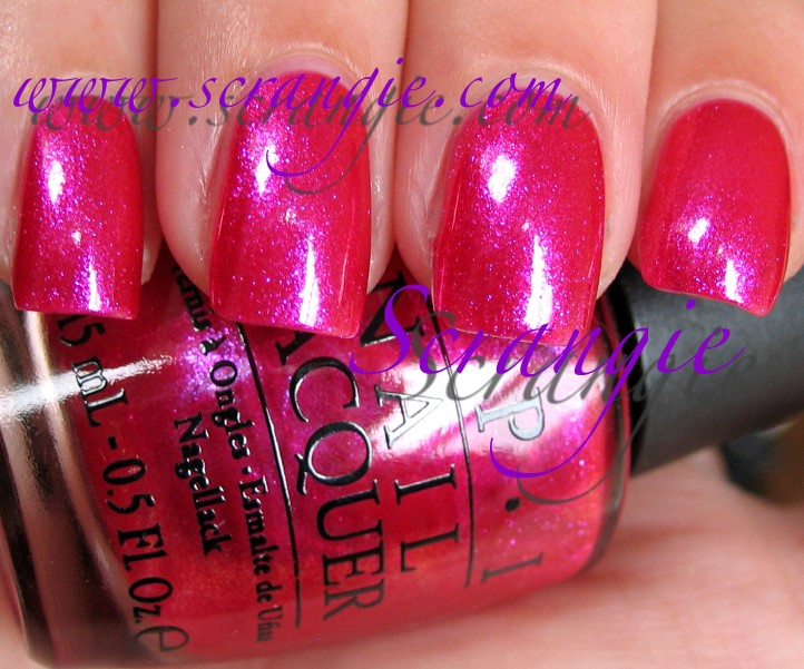 Scrangie: OPI Nice Stems! Collection Summer 2011 Swatches and Review
