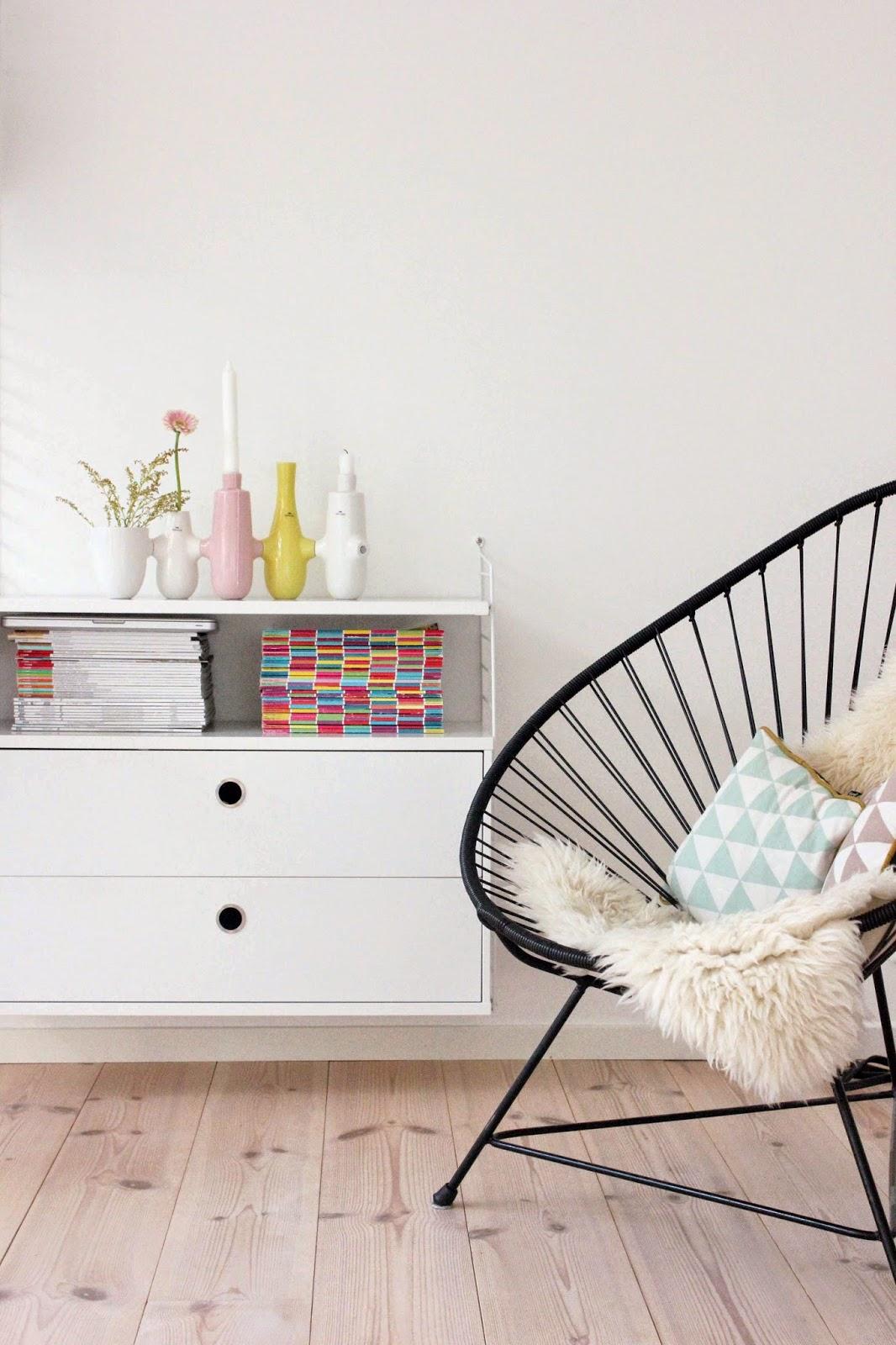 siglinchen acapulco stuhl der tochter jetzt im wohnzimmer. Black Bedroom Furniture Sets. Home Design Ideas