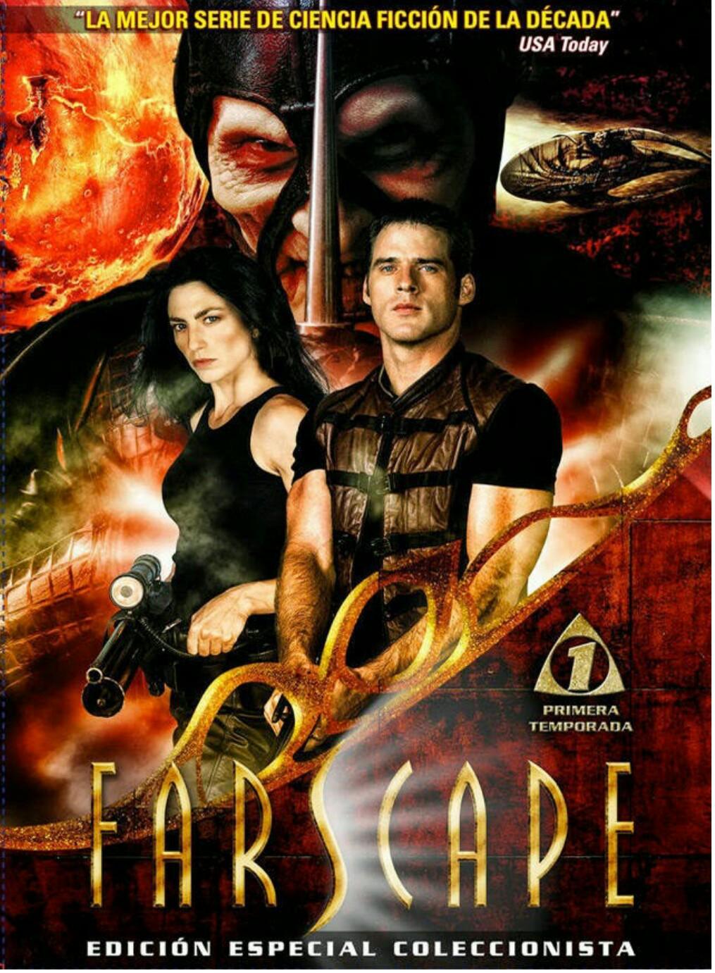 Farscape Temporada 1 WEB DL – 720p Dual Latino/Ingles