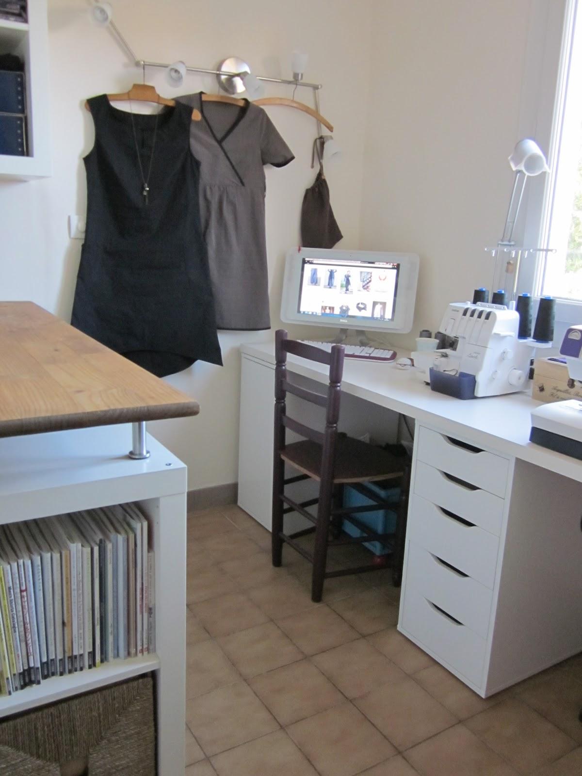 Häufig Rue des Coquelicots: Atelier couture AP99