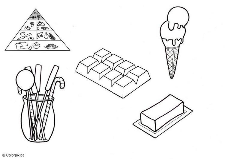 RECURSOS PRIMARIA   Pirámides y ruedas de los alimentos para ...