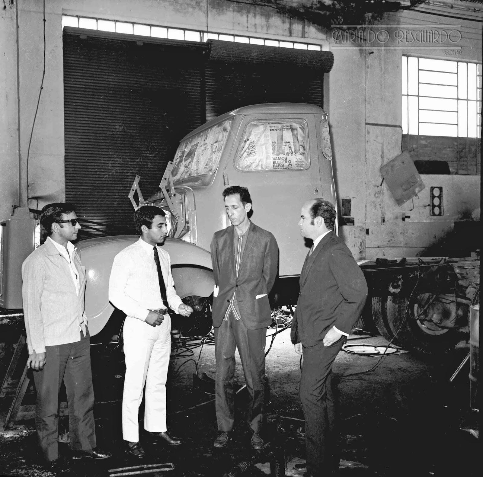 Jofeir de Barbacena Transporte Coringa 1969