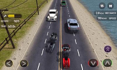 Race the Traffic Moto v1.0.15 Mod Apk (Mega Mod)