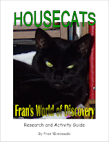 Housecats Activity & Research Guide