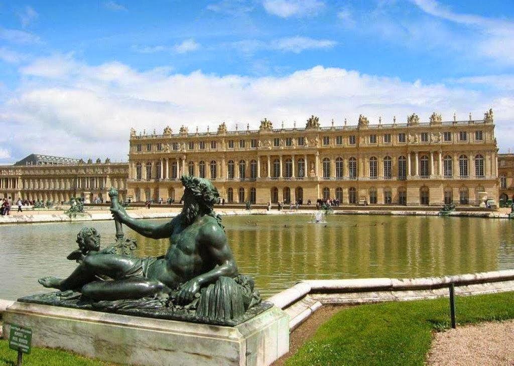 法國凡爾賽宮旅遊