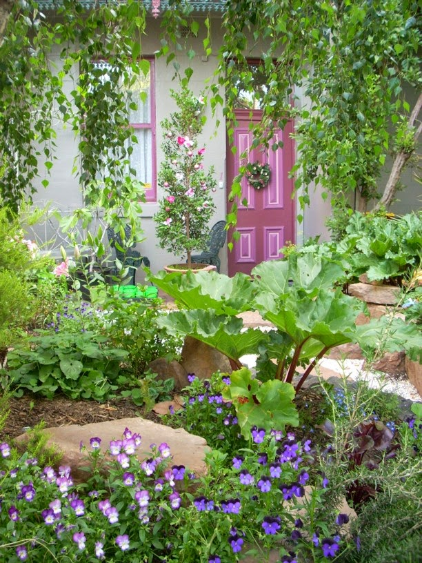 Do we need gardens creating a japanese permaculture fairyland 60 rare breed edibles japanese included in my former home in melbourne solutioingenieria Choice Image