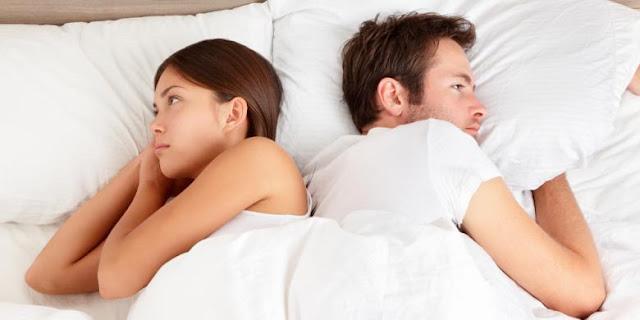 Ini Penyebab Tak Berhasrat Berhubungan Seks