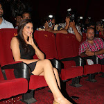 Deepika Padukone Super Sexy Legs Show In Black Skirt At The Launch Of Film 'Yeh Jawaani Hai Deewani'