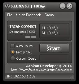 Inject XL Luna X1 TBR@ 01 Agustus 2014
