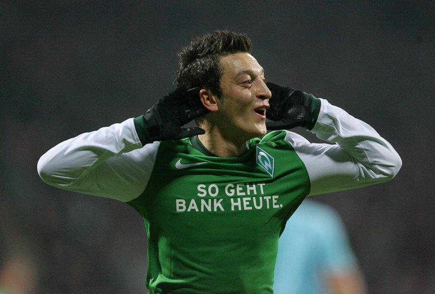 """Mezut Ozil Werder Bremen """"Best Player"""""""