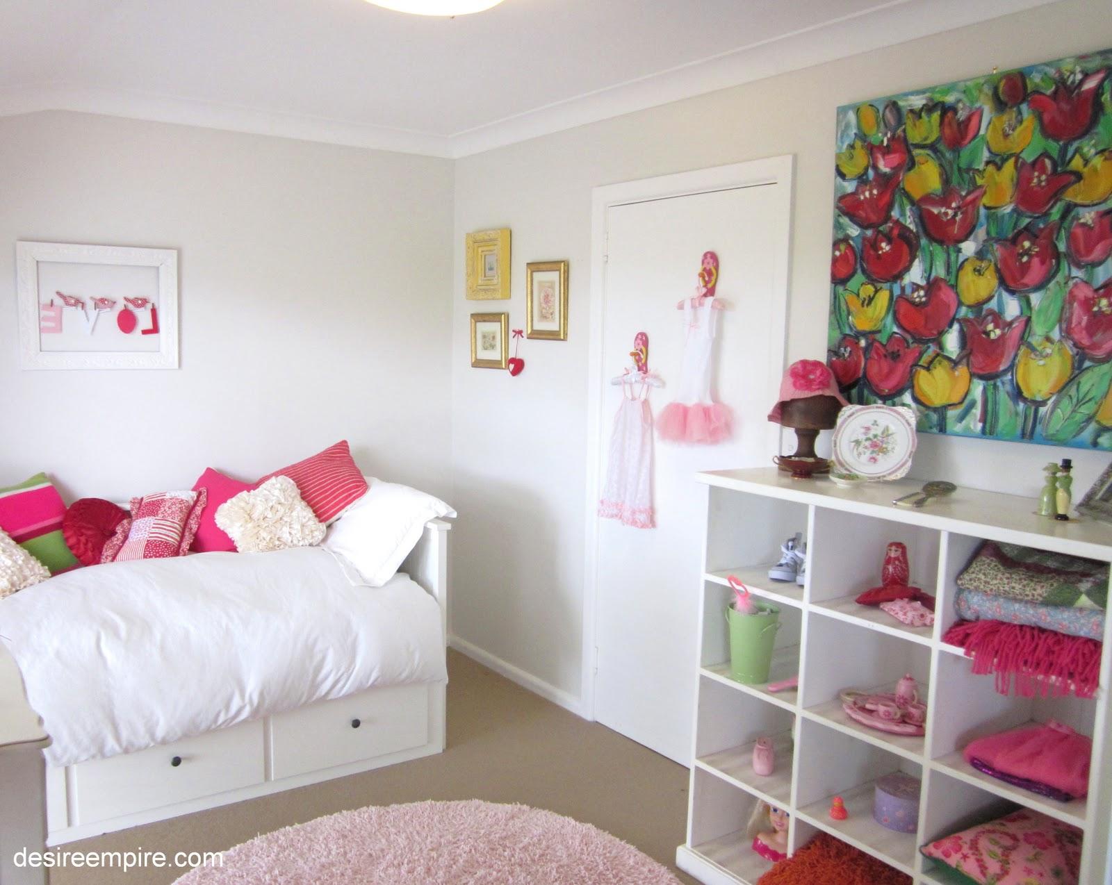my little girl 39 s bedroom reveal desire empire