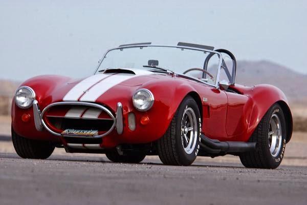 Gambar Mobil Sport - Foto Mobil Sport - Shelby Cobra