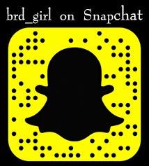 BRD on Snapchat