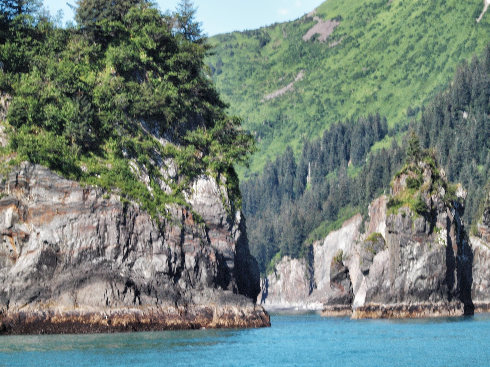 Pillar Point, Harding Gateway Area #Alaska #resurrectionbay #hardinggatewayarea #pillarpoint 2013