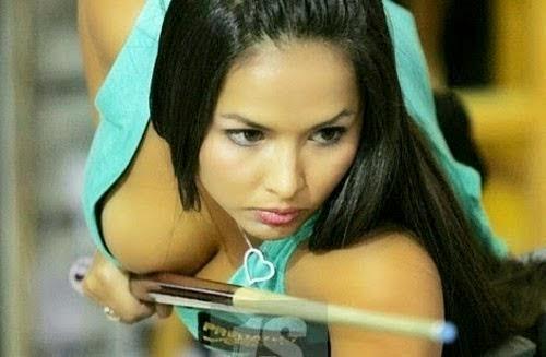 5 Pemain Snooker Wanita Paling Cun Di Dunia