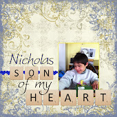 Nicholas age 9