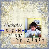 Nicholas age 9
