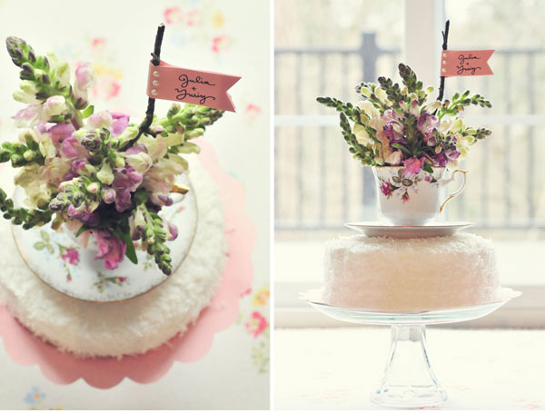 Homemade Afternoon Tea Cake Ideas