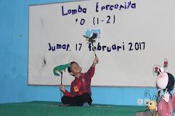 Ezer Twopama Manihuruk Raih Juara I Lomba Bercerita Tingkat SD Se Kota Jambi