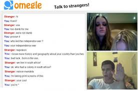 omegle usa chat video sesso xxl