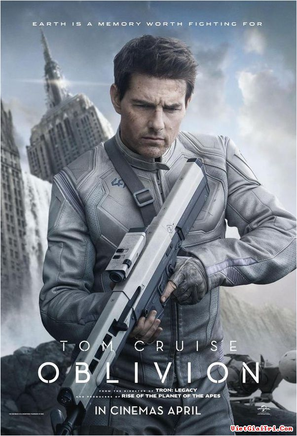 Oblivion 2013 BluRay HD 720p