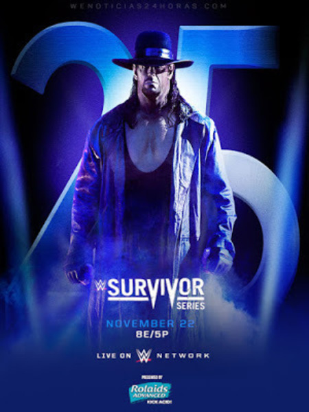 WWE Survivor Series 2015 PPV WEBRip 480p 600mb