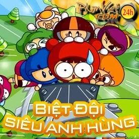xem phim Biệt Đội Siêu Anh Hùng - Boom Online full hd vietsub online poster