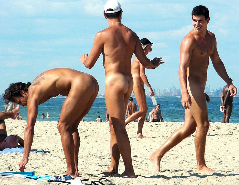 Re: Have you ever been to a nudist beach, or a naturist resort?