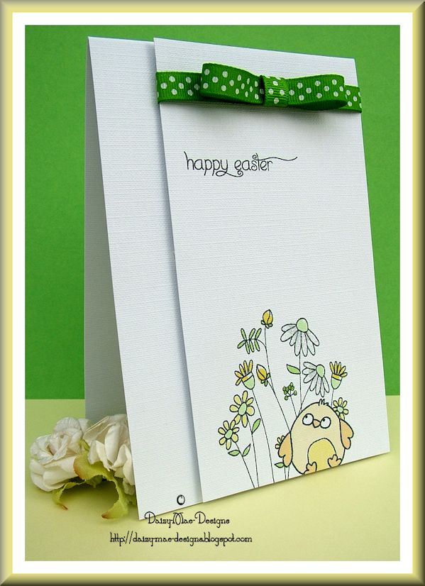 Happy Easter, Spring, Yellow, Green