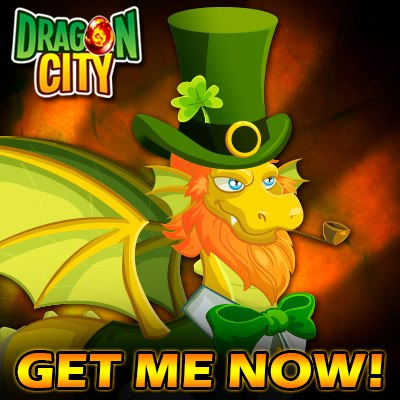 Especial Happy St Patrick En Dragon City | Amigos Para Dragon City