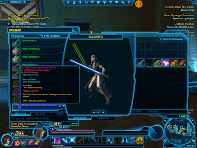 SWTOR - Color Crystal