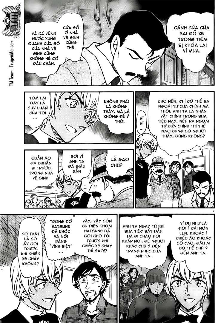 Detective Conan - Thám Tử Lừng Danh Conan chap 795 page 7 - IZTruyenTranh.com
