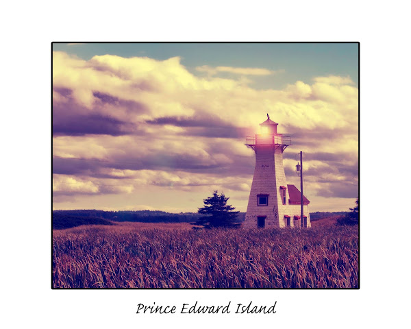 Lighthouse Prince Edward Island from September 2016 trip to the Island from New Bern, NC