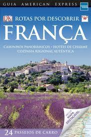 Imagem do libro França Rotas por descobrir