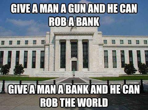 Bank Robbery vs Man Robbery