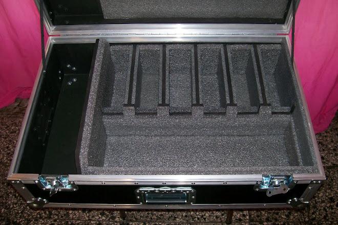 interior de case para pads Roland