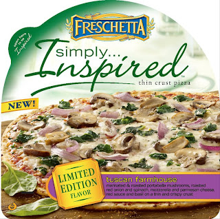 freschetta pizza - win free pizza for a year!