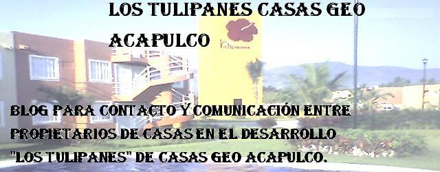 Los Tulipanes Casas Geo Acapulco