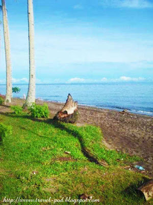 the sunken cemetery camiguin island